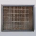 Kein Rosenhain 2014 93 x 110 x 12 cm